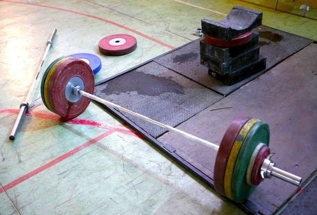 تهران قهرمان مسابقات وزنه برداری پیشکسوتان شد