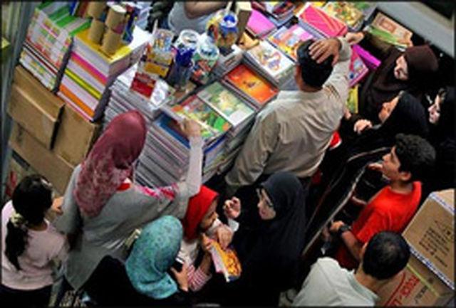 نفوذ كالاهای آموزشی مغایر با فرهنگ ایرانی در مدارس