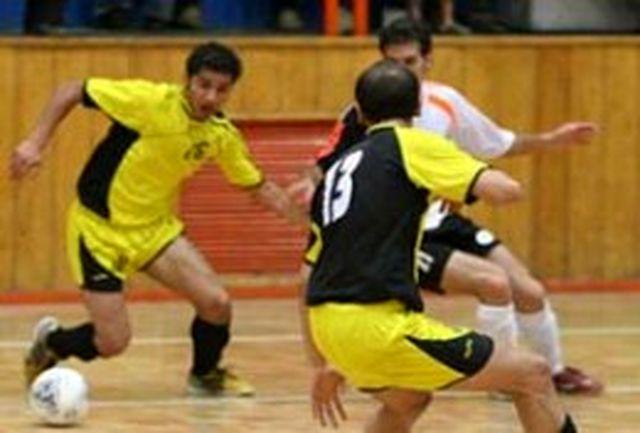 همدان میزبان مسابقات فوتسال دانشجویی منطقه 5