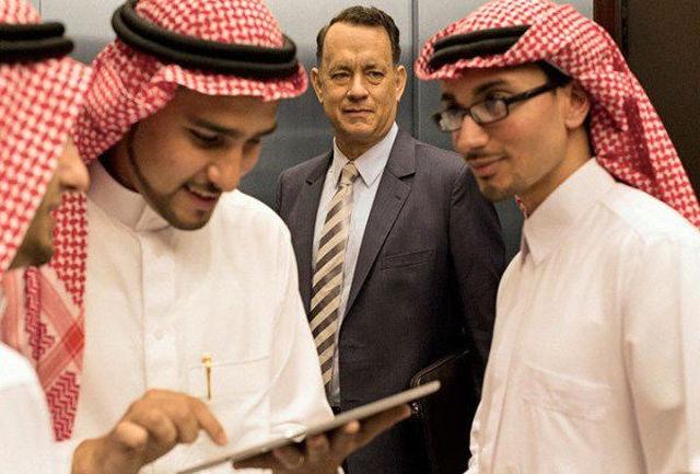 تام هنکس در عربستان با نابرابری مواجه می شود