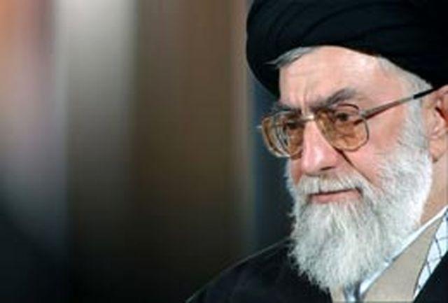 رهبر معظم انقلاب درگذشت حجت الاسلام و المسلمین دِهِشت را تسلیت گفتند