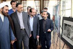 بازدید وزیر آموزش و پرورش از نمایشگاه آثار پرسش مهر 17
