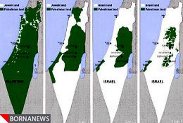 تشکیل فلسطین 1967 نشانه ناامیدی از مذاکرات سازش است