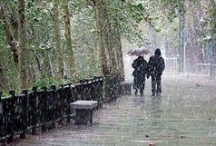 ورود سامانه بارشی جدید از روز جمعه