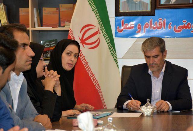 جلسه شورای ساماندهی امور سالمندان شهرستان رومشکان برگزارشد