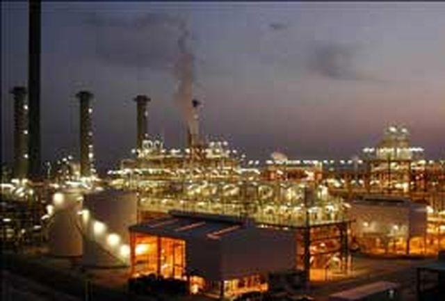 تولید آزمایشی 800 میلیون فوت مکعب گاز در بزرگترین پالایشگاه پارس جنوبی