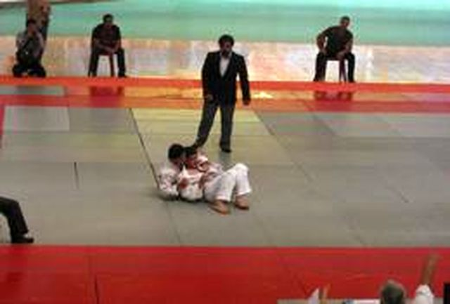 یک مدال برنز حاصل تلاش جودو كاران كرمانشاهی در مسابقات قهرمانی كشور