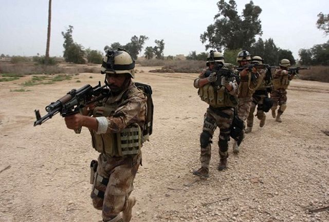 شکست شبیخون داعش به میدانهای نفت صلاحالدین