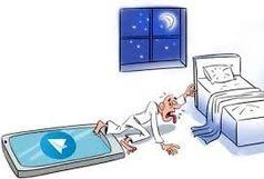 آسیبهای روانی تلگرام