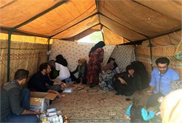 فلاحی: مناطق عشایری شهرستان سیروان ویزیت رایگان شدند