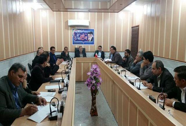 سومین جلسه کمیسیون نظارت شهرستان قم برگزار شد
