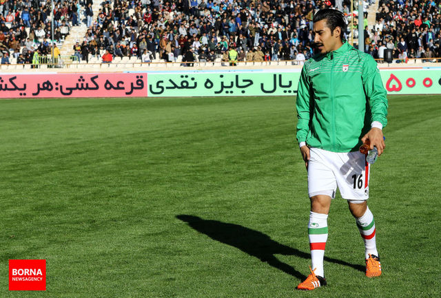 قوچاننژاد به اردوی تیم ملی ملحق شد