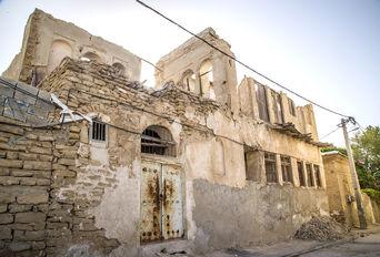 نفس های آخر بافت سنتی بوشهر