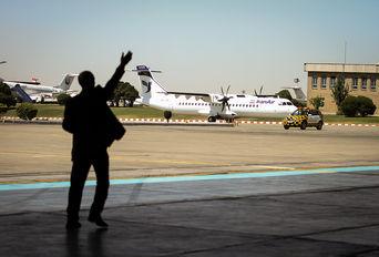 ورود اولین سری از هواپیماهای ATR به کشور