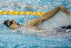 شناگر استان رکورد ملی شنای 200متر آزاد را ببهود بخشید