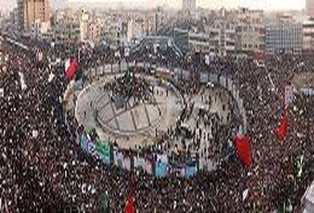 نهم دی روز تجدید بیعت تاریخی مردم با ارزشهای اصیل انقلاب اسلامی بود