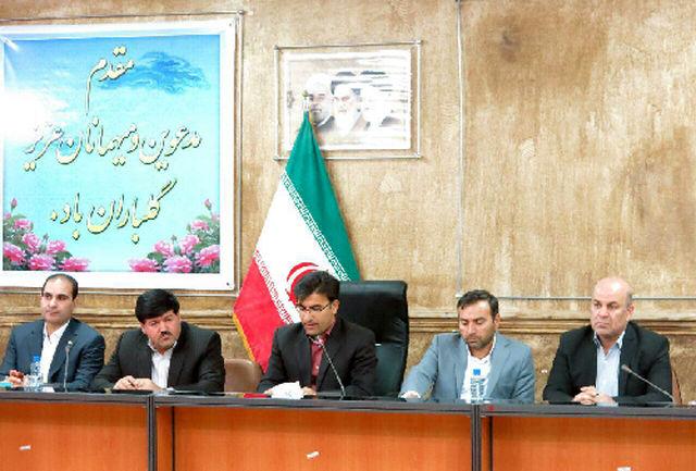 افتتاح کانون های شکوفایی خلاقیت و نوآوری شهرستان آبدانان
