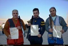 مقام نخست تیرانداز یزدی در مسابقات آزاد اهداف پروازی کشور