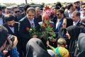 وزیر بهداشت برای بازدید از پروژه های بهداشتی درمانی وارد بهبهان شد