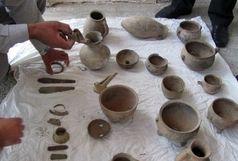کشف اشیاء عتیقه 40 میلیاردی در شهرستان شیراز