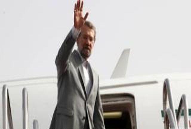 علی لاریجانی وارد اسلام آباد شد