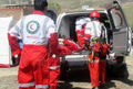 12 مصدوم در پی واژگونی مینی بوس در اصفهان