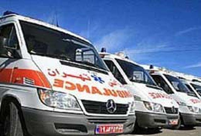 تمهیدات اورژانس تهران برای بازی مرحله مقدماتی جام جهانی 2014 برزیل