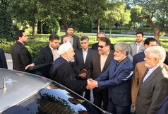 دیدار روحانی با 170 نماینده مجلس