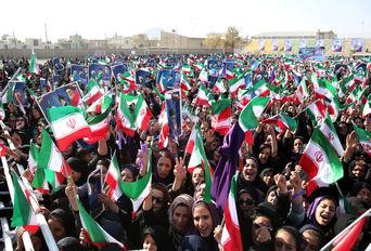 سفر  کاروان تدبیر و امید به شهرستان خمین