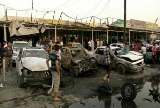 کشته شدن بیش از 70 تن در موج جدید انفجارهای بغداد