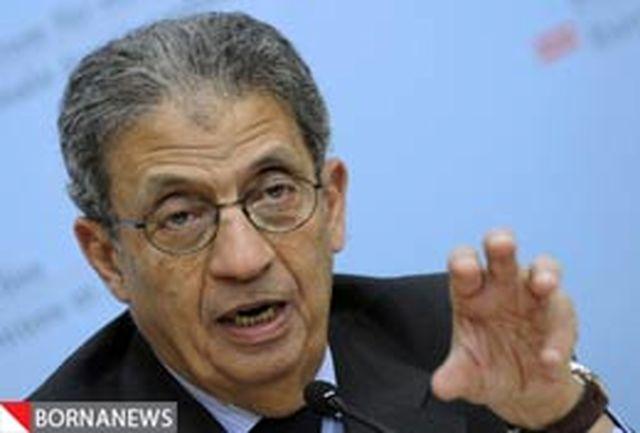 پروژه انتخاباتی عمروموسی کلید خورد