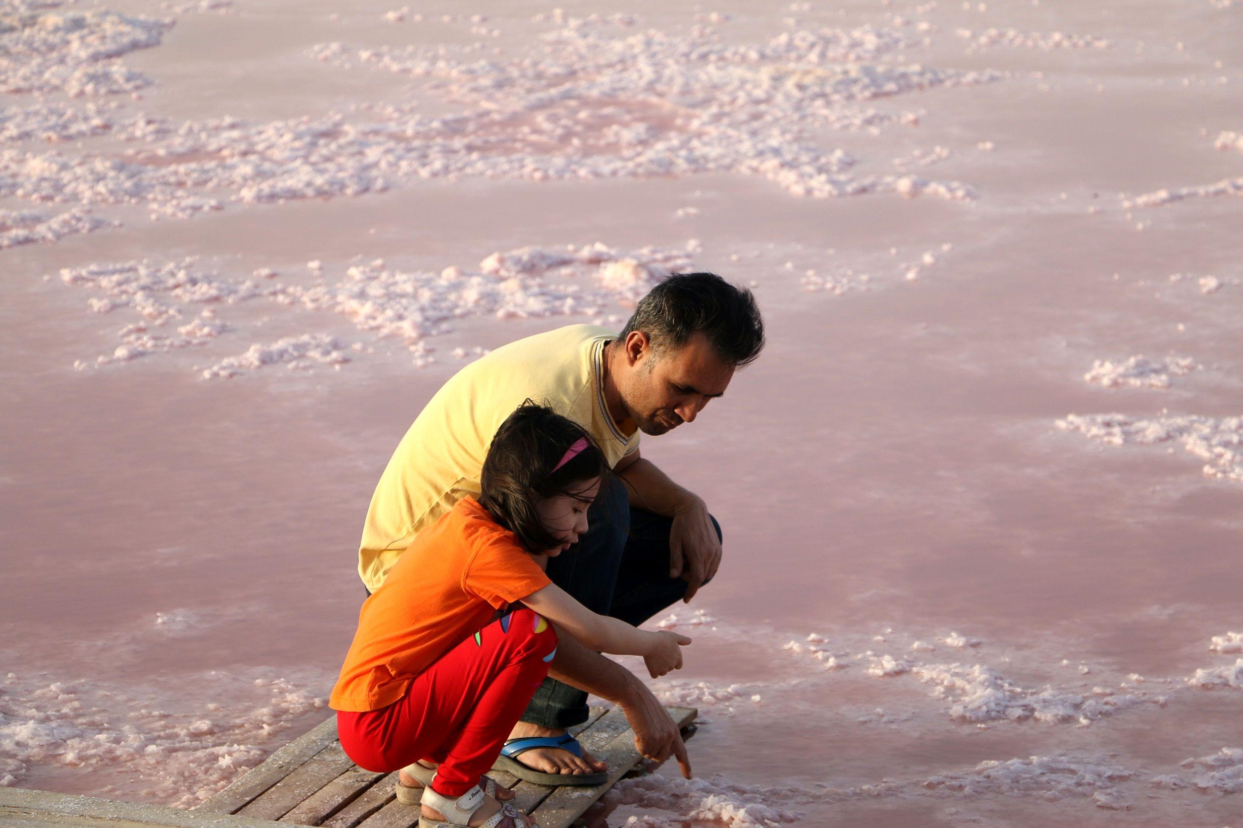دریاچه مهارلو- سروستان