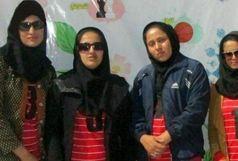 کادر فنی فدراسیون 4 ورزشکار کردستانی را به اردوی تیم ملی گلبال دختران دعوت کرد