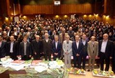برگزاری مراسم نکوداشت چهره ماندگار زیستشناسی در دانشگاه تهران