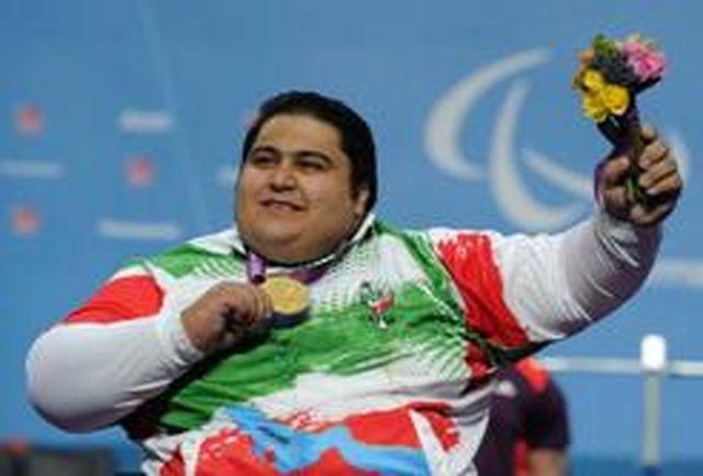 هدفم زدن رکورد پاراآسیایی، جهان و پارالمپیک است/ رای مردم وظیفهام را سنگینتر میکند
