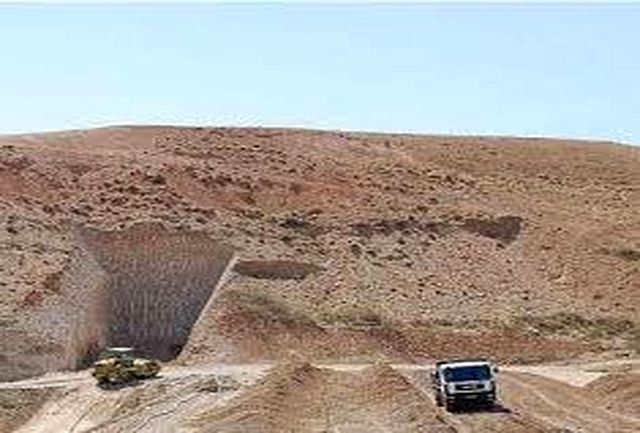 پیشرفت 85 درصدی سد ایلی آباد در بهمئی