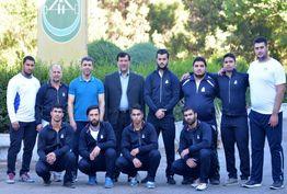 وزنهبرداران ایران روی سکوی قهرمانی ایستادند