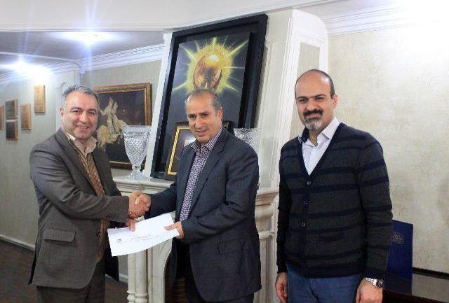 برگزاری مراسم تودیع و معارفه رئیس روابط عمومی فدراسیون فوتبال