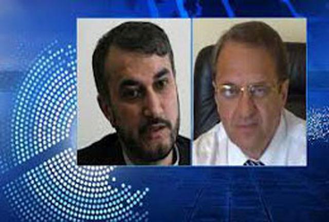 معاون وزیر خارجه ایران برای گفتوگو درمورد بحران سوریه عازم روسیه شد