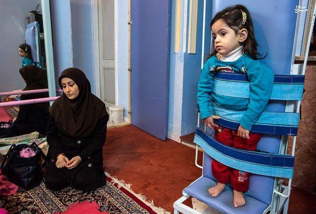این کودک ایرانی بدنش سم تولید می کند