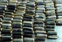 کشف 366 کیلو موادمخدر در خاتم