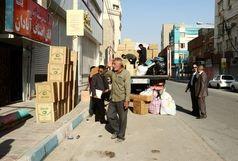 ارسال روزانه محموله های اصناف و بازاریان آبادان به مناطق زلزله زده غرب کشور