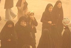باد شدید و گرد و خاک پرواز مشهد- زابل را لغو کرد
