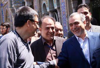 انتخابات ریاست جمهوری و شورای شهر و روستا -شهرری
