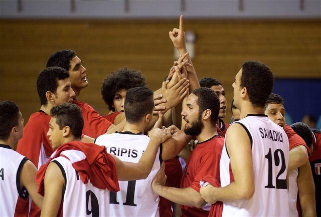 جوانان بسکتبال در لیگ بسکتبال