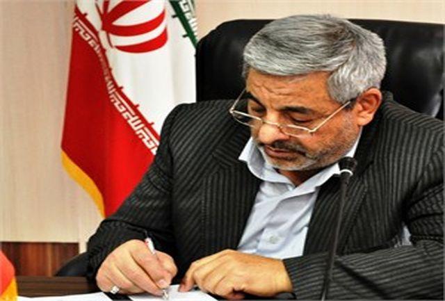 استاندار آذربایجانغربی به مناسبت برگزاری ˝پنجمین دوره مسابقات بین المللی كاراته˝ پیامی صادر کرد