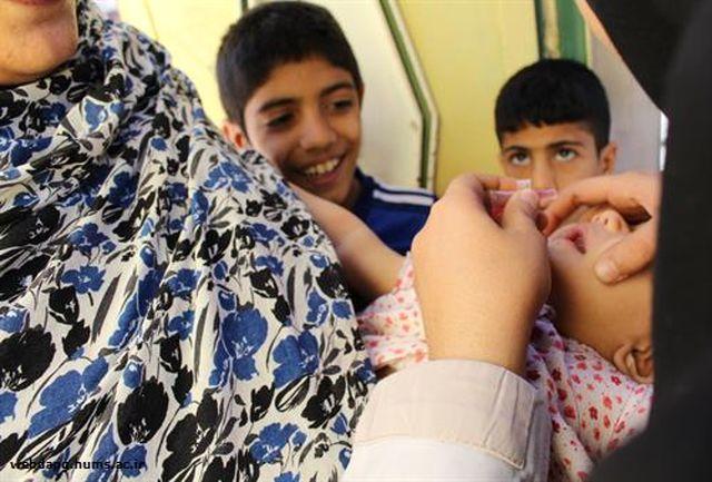 طرح واکسیناسیون تکمیلی فلج اطفال در شهرستان بندرعباس انجام شد