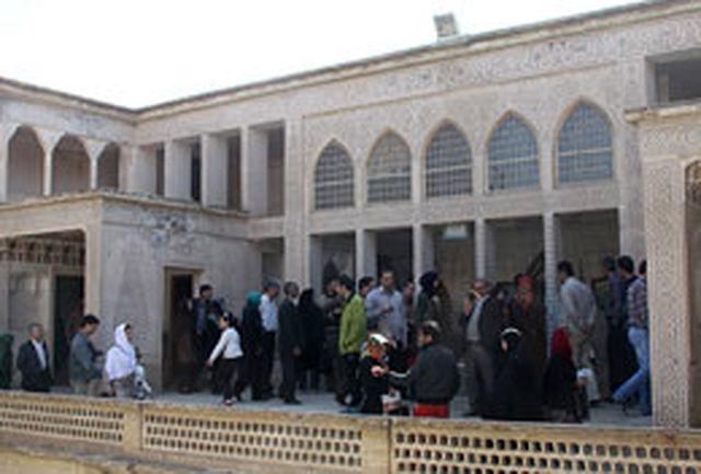 5 هزار و 977 گردشگر از بناهای کاشان بازدید کردند