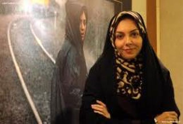 آزاده نامداری در فیلم سینمایی نسیم + عکس
