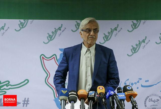 کاندیدای پوششی نبودم/ با آقای روحانی در این باره صحبت نکردم